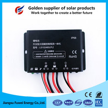 High efficiency auto 10A 20A 30A 12v 24v 48v MPPT solar charge controller