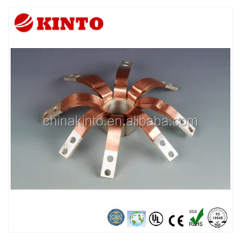 Flexible copper laminated conductor