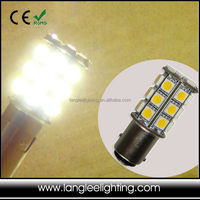9-32V Burn-Free BAY15d BA15d Ship Navigation Signal Replace Inside Lamp Ship LED Light Bulb