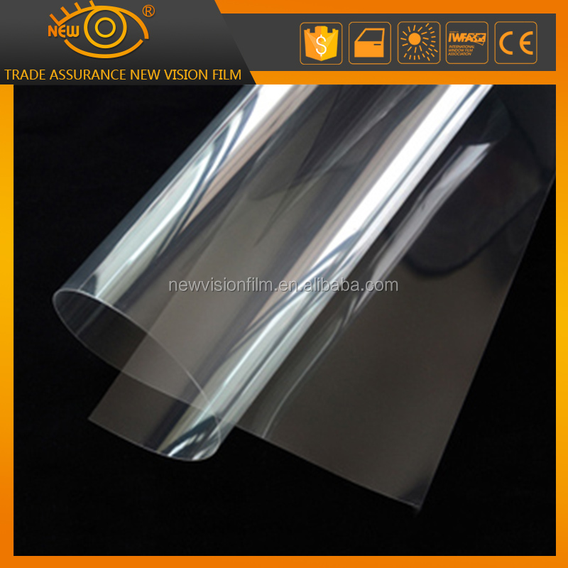 Bullet proof safety and security film windshield sticker window safety film removable car window film