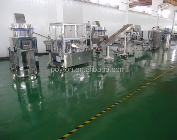 Medcial needle series assembly production line