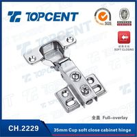 Soft close clod-rolled steel hinge vertical cabinet hinge