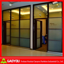 Malaysia office glass partition wholesale malaysia office fixed glass partition