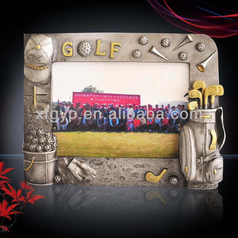 golf photo/picture frame