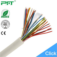 Telephone Cable factory Multipair Cat3 2 20 25 50 100 300 Pair indoor communication cable
