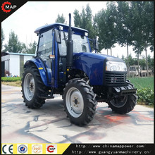 MAP554 CE certified 55hp 4wd tractor prices