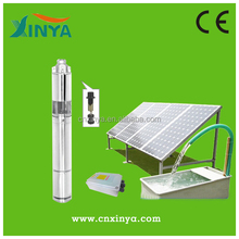 solar pump for deep well
