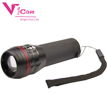3 Modes Tactical Mini Zoomable 300 lumen Super Bright 3 watt LED Flashlight