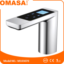 Professional faucet supplier New digital electric faucet for basin