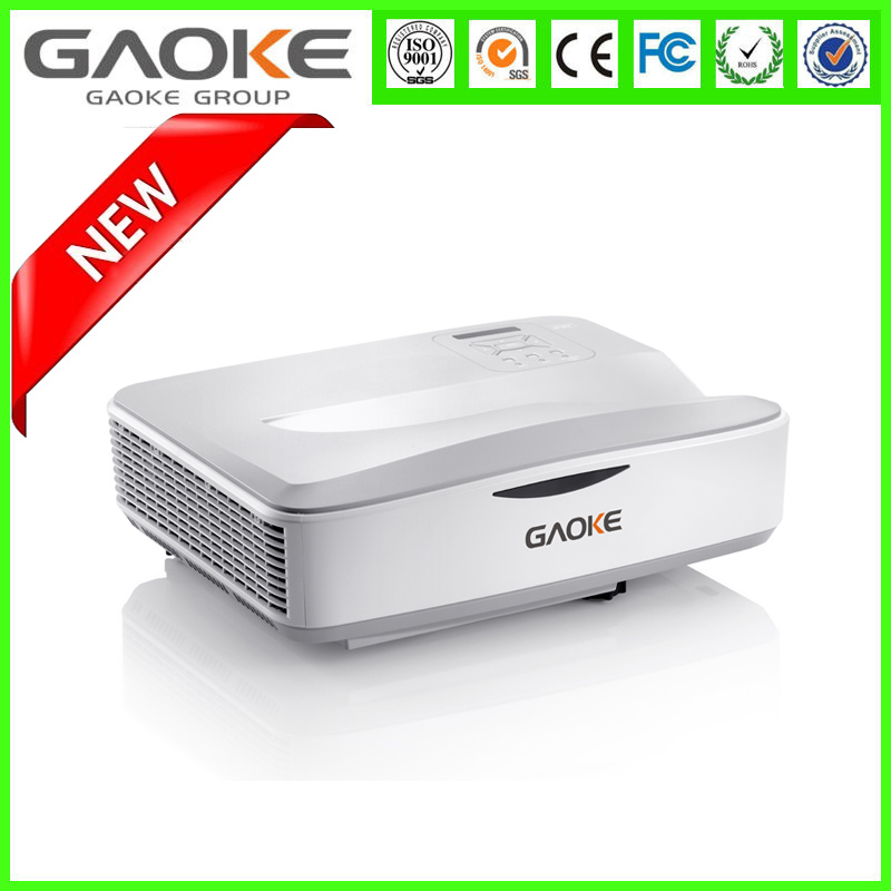 Ultra Short Throw Projector with 20000 Hours lamp native 1920*1080 3D HDMI Port For Sale from China Supplier Manufacturer