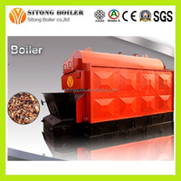 Factory Directly Supply Wood Pellet Hot Water Boiler, Coal Fired Water Heater