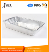 Disposable Aluminum Foil Container Factory with Independent Mould Dep and Good Price