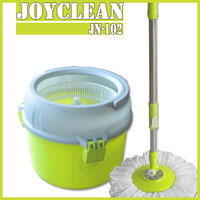 Joyclean Single Bucket 360 Degree Clean and Dry Easy Life Magic Mop