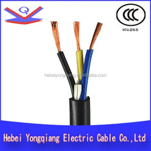 low voltage Pvc coated Bv Power Cable Tinned Copper Electrical Wire
