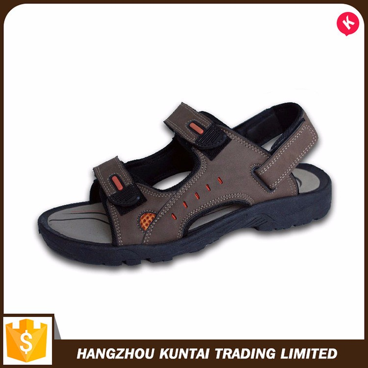 Sell well new type latest design slipper sandal for man