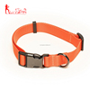 Nylon webbing dog collars as pet accessories 2017