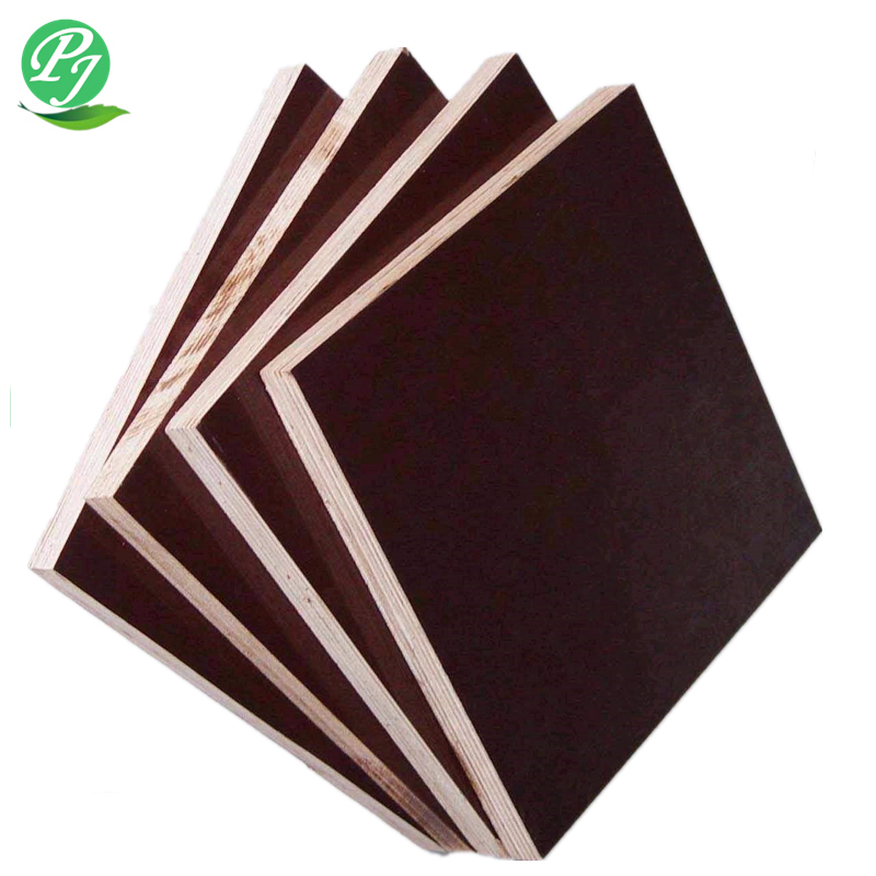 cheap best quality black/brown film faced plywood sheet for construction