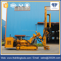 Trustworthy china supplier Water Borehole Drilling Machine
