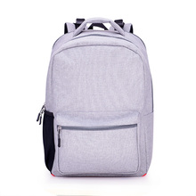 Hot style 300D polyester students classic anti theft book bags college school backpack