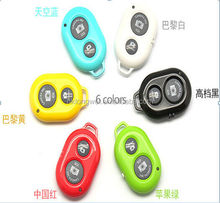 wireless portable design selfie bluetooth remote shutter for all phones