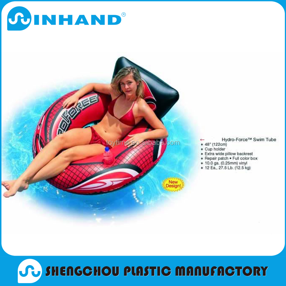 ICTI factory audit Giant swimming ring, inflatable pool float water tube
