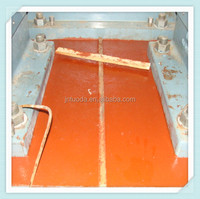 compressor installation EG100 epoxy grouting materials red epoxy resin grout