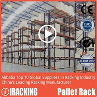 China Factory Selling Heavy Loading Rack Storage Solution (iRacking)