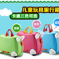 3 Color Option Multifunction Suitcase Boy