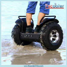 Waterproof handless electric scooter chariot smart 2 wheel electric self balancing scooter