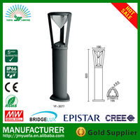 new modern CE IP66 outdoor led outdoor garden bollard lamp solar angel garden light