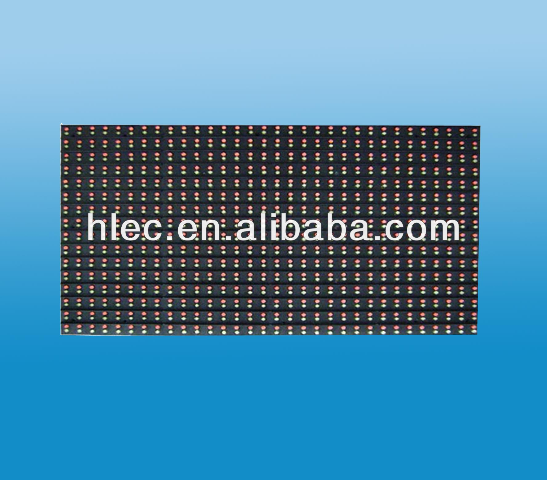<strong>P10</strong> 16x32-<strong>1R1G</strong>-FS outdoor LED Module