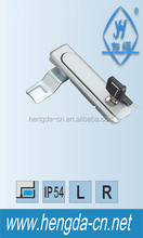 YH8058 electrical plane lock high quality push type electric box plane lock