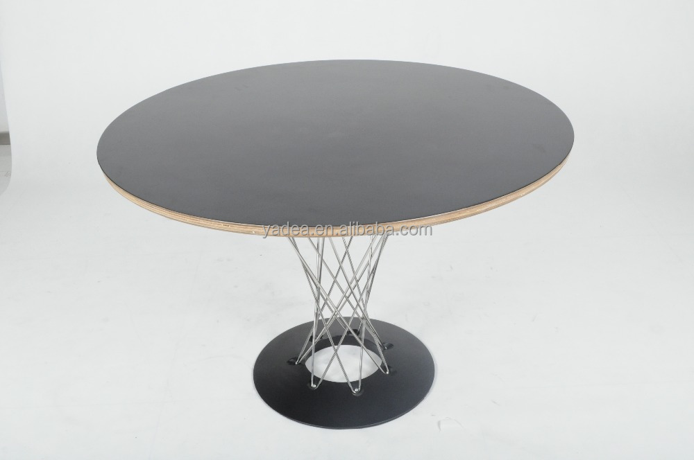 Knoll furniture Japanese design Isamu Cyclone Dining Table