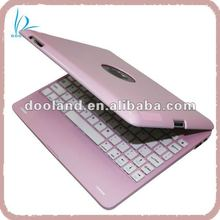 Hot design for plastic keyboard ipad case