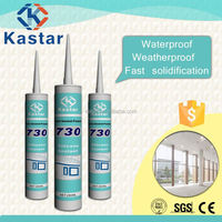 white waterproof GP silicone sealant