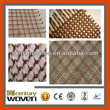 Different Types Structure Firm Crimped Wire Mesh Fence