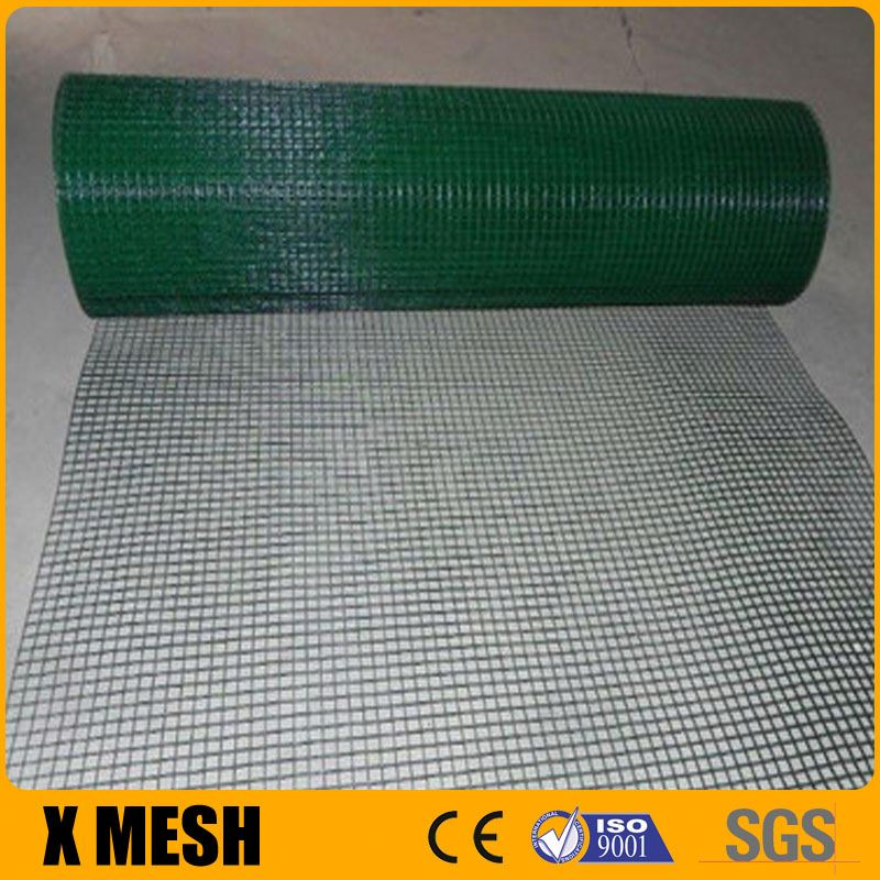 Good quality SS304 and SS316 2x2 galvanized welded wire mesh with 30m length