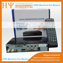 Good quality and best price digital tv converter set top box DVB-T2 ISDB ATSC