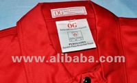 Fire Retardant Coverall - Phyrovatex