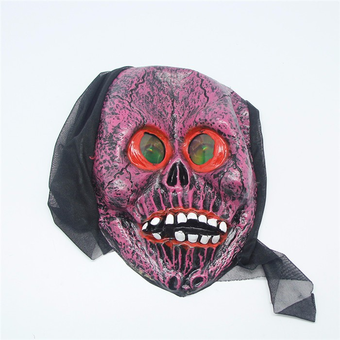 Cheap Custom China manufacturer hottest selling ugly halloween mask