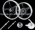 17' Aluminium Alloy Motorcycle Wheels motorcycle part