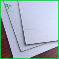 Low price coated one side duplex board with grey back