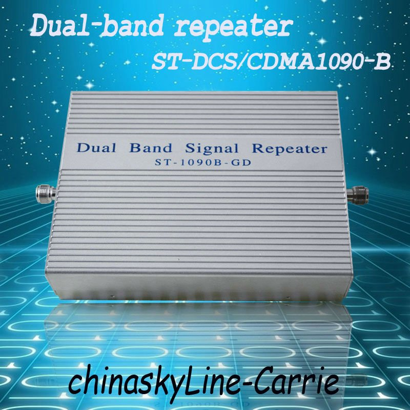 signal booster repeaters GSM&3G dual band repeater gsm wcdma dual band booster