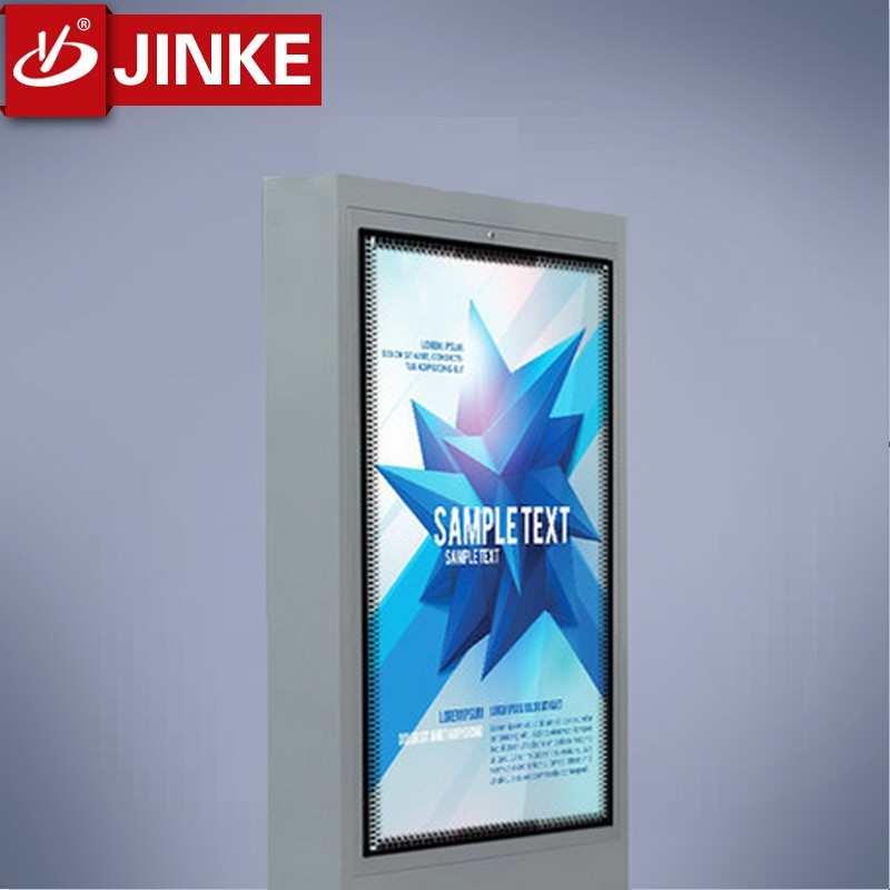 Aluminum Sign Frame Light Box Led Display Board Electronic Name Board