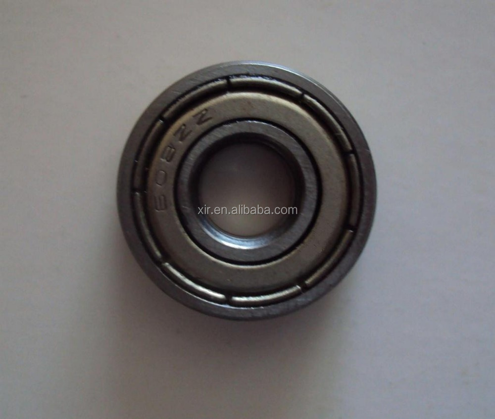 OEM deep groove ball bearing 608ZZ carbon steel bearing ABEC-1