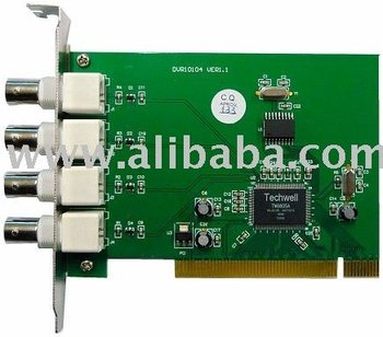 Placa DVR 4 canais GENERAL VISION