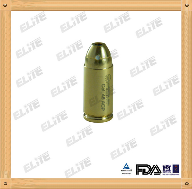 100% brass and gold-plated carbine ELITE bore sight 30 Carbine