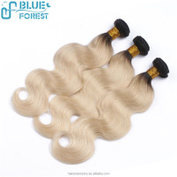 Top Sell High Quality 5A Blonde Body Wave Cheap Brazilian Hair Weave