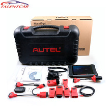 Wireless Diagnostic Scanner 100% Original Autel MS906BT Maxisys MS906 BT Supports Oscilloscope and Digital Inspection MS906BT