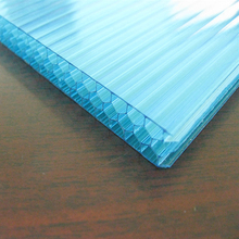 Garden House Panel Polycarbonate Sheet Plastic Honeycomb Board